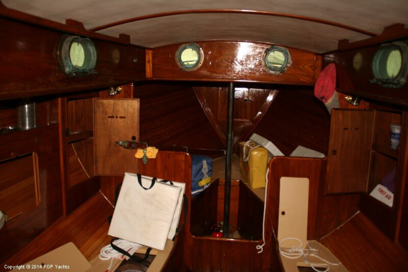 1978 Herreshoff boat for sale, model of the boat is 28 & Image # 25 of 40