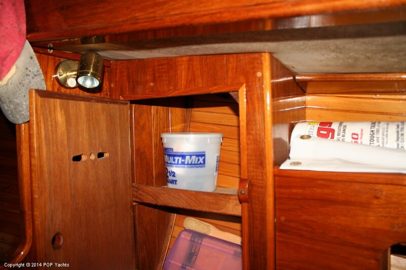 1978 Herreshoff boat for sale, model of the boat is 28 & Image # 9 of 40