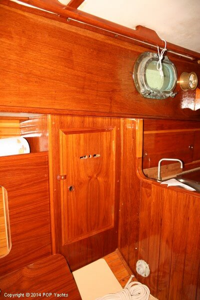 1978 Herreshoff boat for sale, model of the boat is 28 & Image # 11 of 40