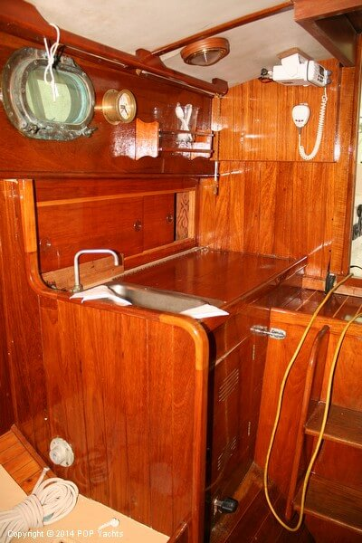 1978 Herreshoff boat for sale, model of the boat is 28 & Image # 30 of 40