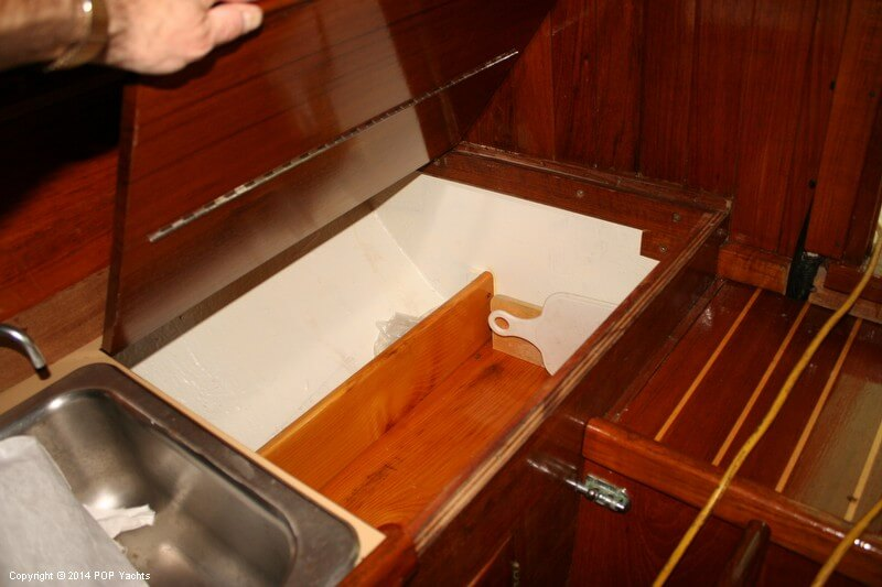 1978 Herreshoff boat for sale, model of the boat is 28 & Image # 32 of 40