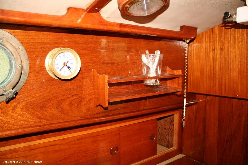 1978 Herreshoff boat for sale, model of the boat is 28 & Image # 33 of 40