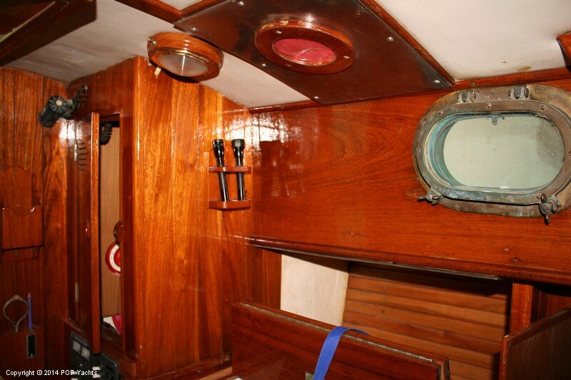 1978 Herreshoff boat for sale, model of the boat is 28 & Image # 34 of 40