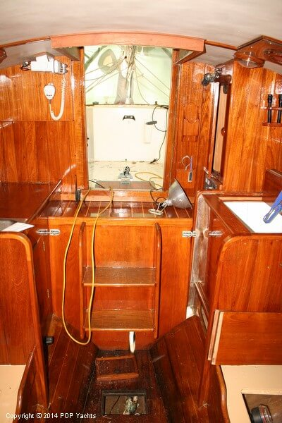 1978 Herreshoff boat for sale, model of the boat is 28 & Image # 37 of 40