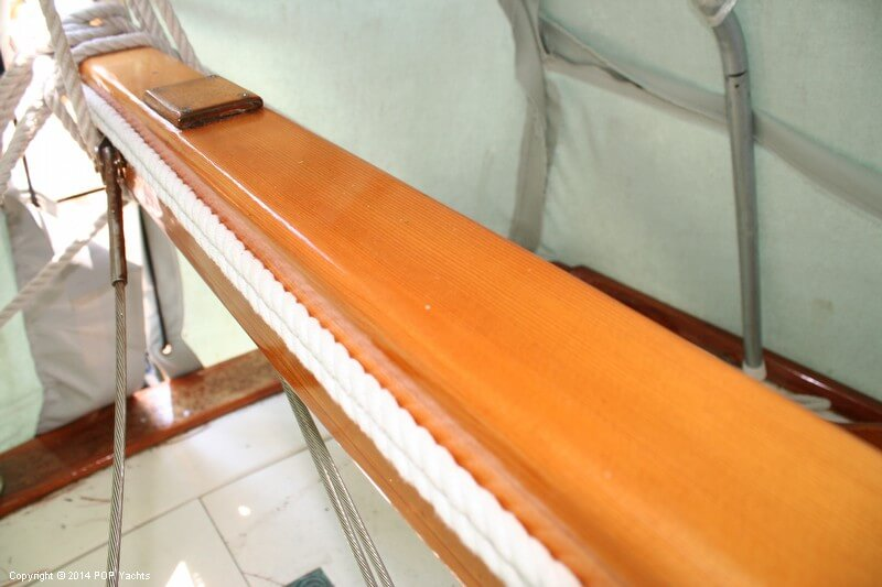 1978 Herreshoff boat for sale, model of the boat is 28 & Image # 39 of 40