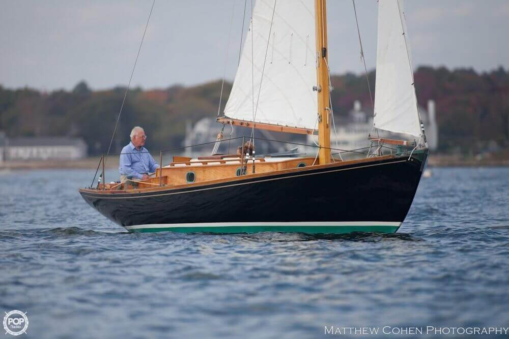1978 Herreshoff boat for sale, model of the boat is 28 & Image # 2 of 40