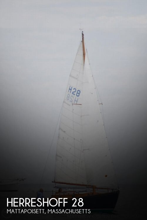1978 Herreshoff boat for sale, model of the boat is 28 & Image # 1 of 40