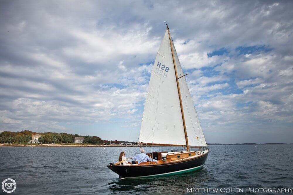 1978 Herreshoff boat for sale, model of the boat is 28 & Image # 7 of 40