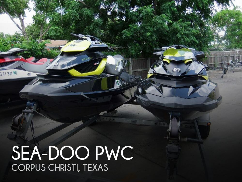 2013 SEA DOO PWC 11 SUPERCHARGED (PAIR) for sale