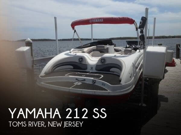 2008 Yamaha 212 SS - Photo #1