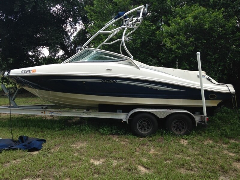 Sea Ray 210 Select, 21', for sale - $23,999