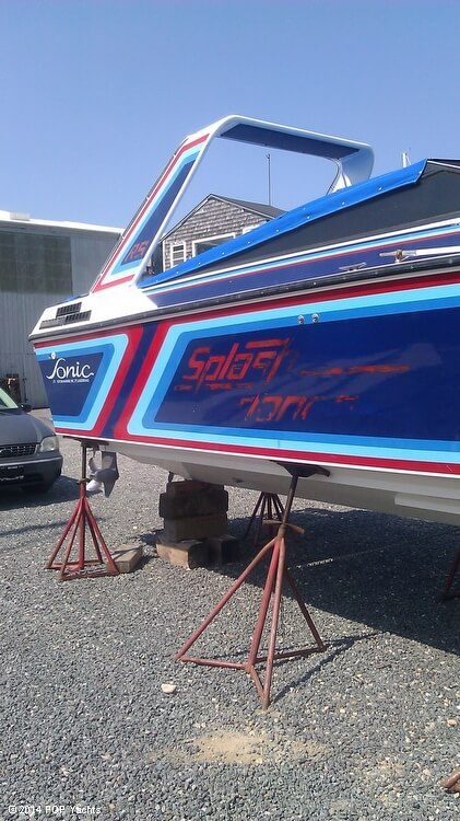 1984 Sonic boat for sale, model of the boat is 33 RS & Image # 13 of 40