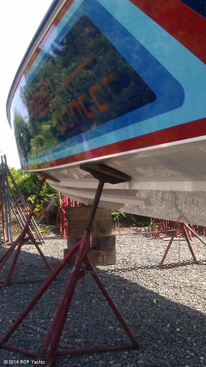1984 Sonic boat for sale, model of the boat is 33 RS & Image # 19 of 40