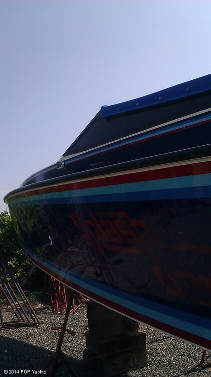 1984 Sonic boat for sale, model of the boat is 33 RS & Image # 26 of 40