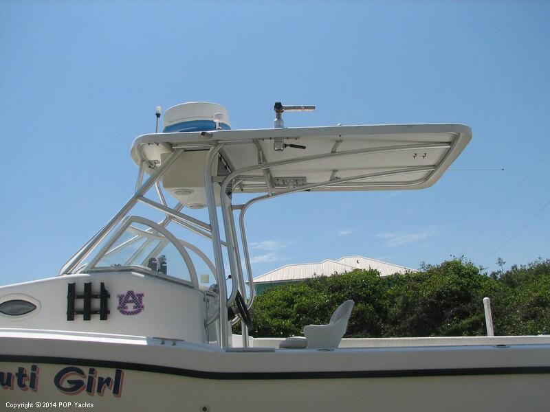 2006 Dusky Marine 256 FAC/Keel Model - Photo #3