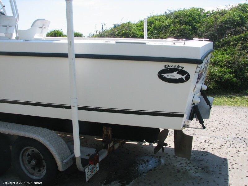 2006 Dusky Marine 256 FAC/Keel Model - Photo #8