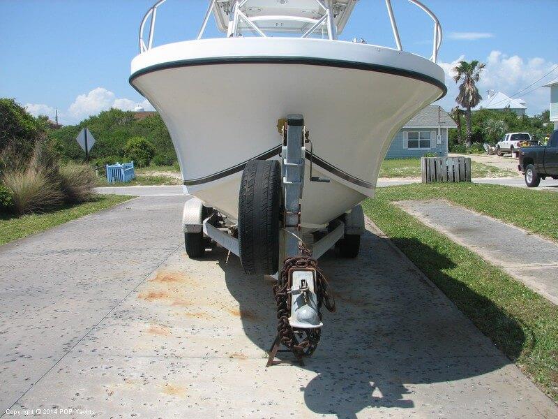 2006 Dusky Marine 256 FAC/Keel Model - Photo #14