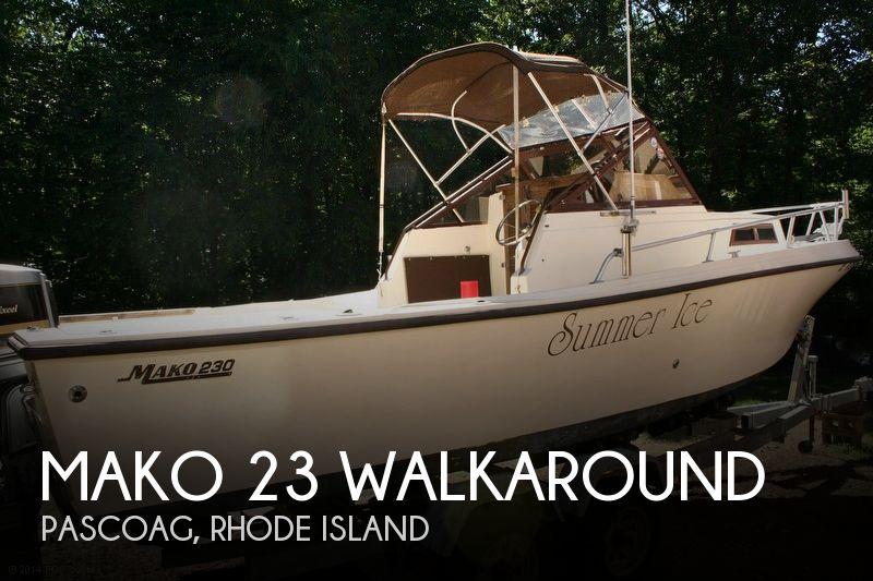 1989 Mako 23 Walkaround - Photo #1
