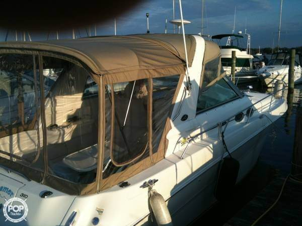 2001 Sea Ray 310 Sundancer - Photo #3