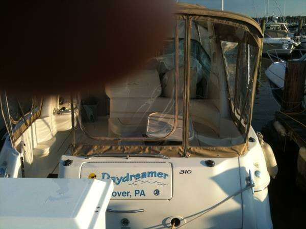 2001 Sea Ray 310 Sundancer - Photo #7