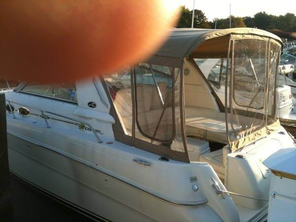 2001 Sea Ray 310 Sundancer - Photo #11