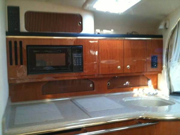 2001 Sea Ray 310 Sundancer - Photo #20