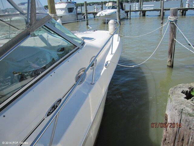 2001 Sea Ray 310 Sundancer - Photo #29