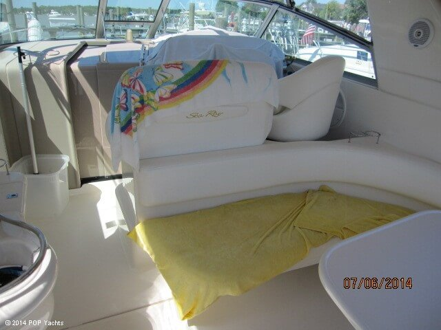 2001 Sea Ray 310 Sundancer - Photo #34