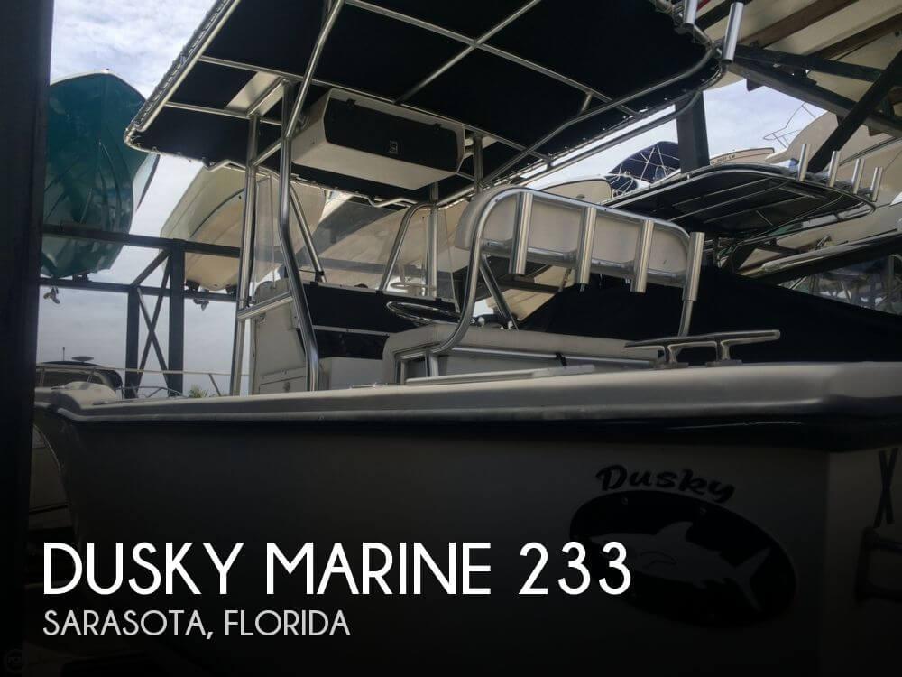 1999 Dusky Marine 233 - Photo #1
