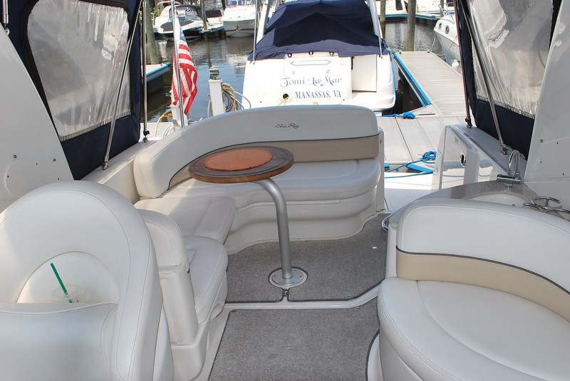2008 Sea Ray 260 Sundancer - Photo #7