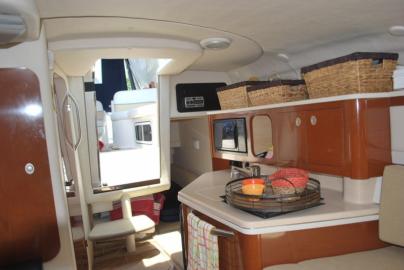 2008 Sea Ray 260 Sundancer - Photo #10