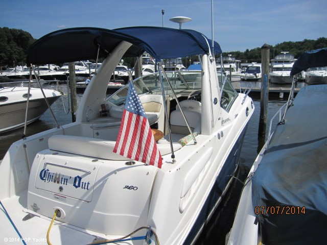 2008 Sea Ray 260 Sundancer - Photo #15
