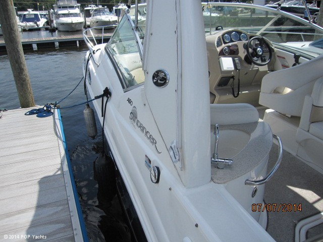 2008 Sea Ray 260 Sundancer - Photo #19