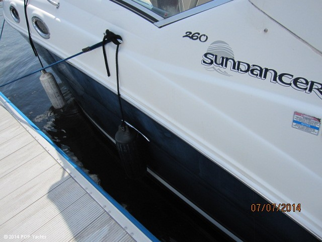 2008 Sea Ray 260 Sundancer - Photo #20