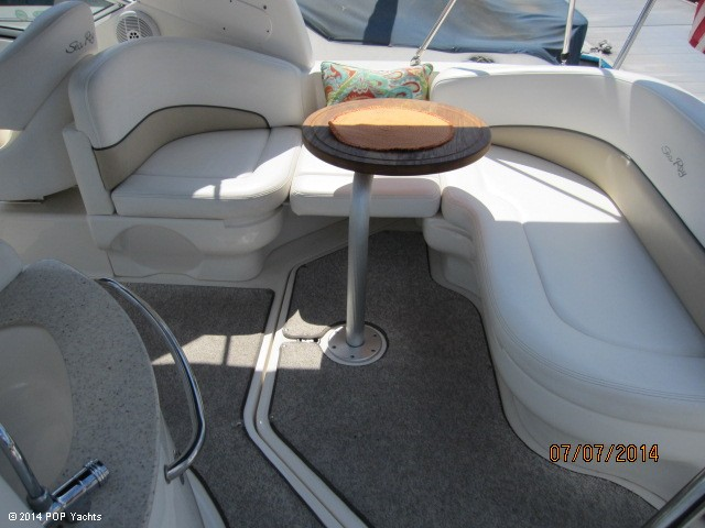 2008 Sea Ray 260 Sundancer - Photo #33
