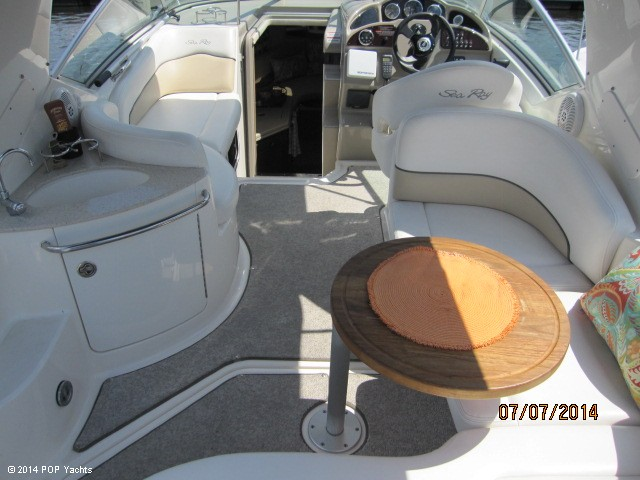 2008 Sea Ray 260 Sundancer - Photo #37