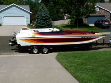 DCB 26 Mach 1, 25', for sale - $45,000