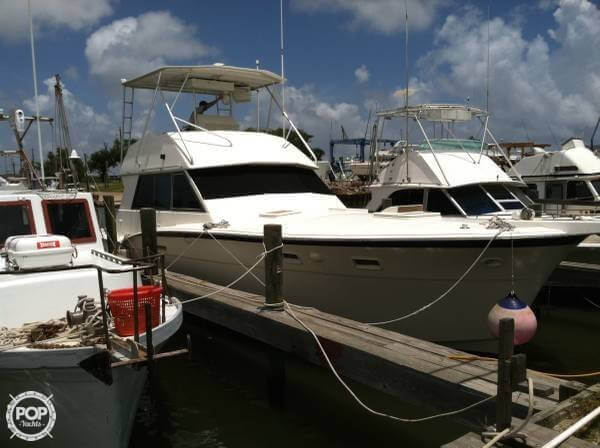 1980 hatteras 46 fishing boat for sale in jamaica beach tx for Hatteras fishing boat