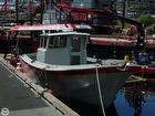 1991 Custom 28 Fishing, Crabbing, Utility Boat - #1