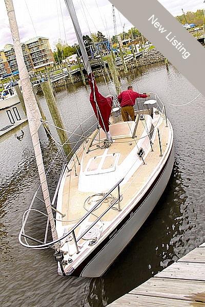 1980 Cal Yachts 25 Cal - Photo #3