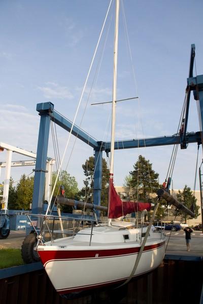 1980 Cal Yachts 25 Cal - Photo #5