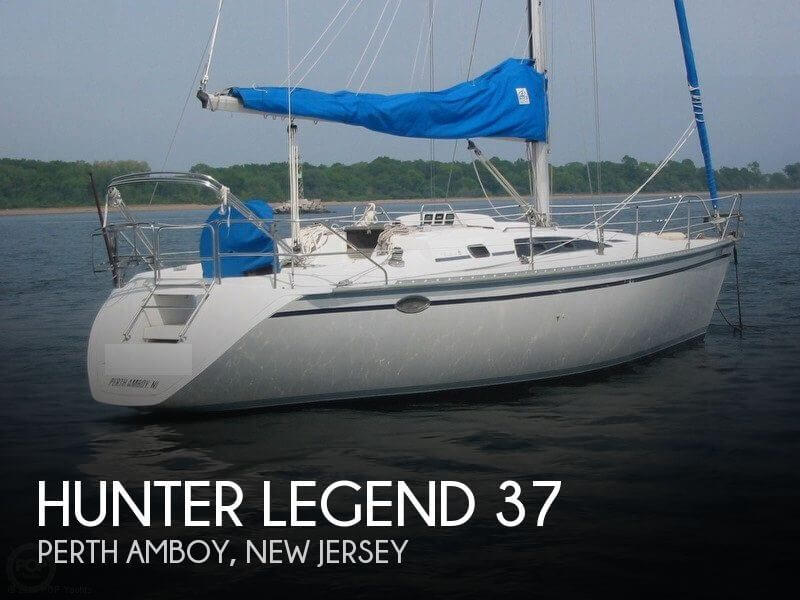 1987 Hunter Legend 37
