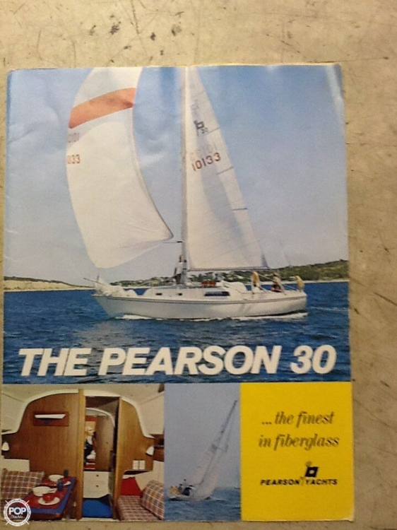 1973 Pearson 30 - Photo #3
