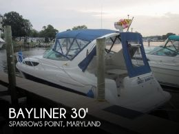 2007 Bayliner 305 Cruiser