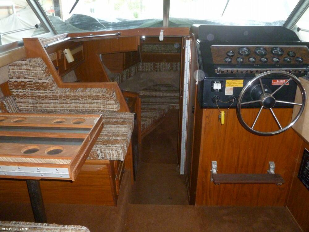 1980 Sea Ray 270 SRV Sedan Bridge - Photo #24