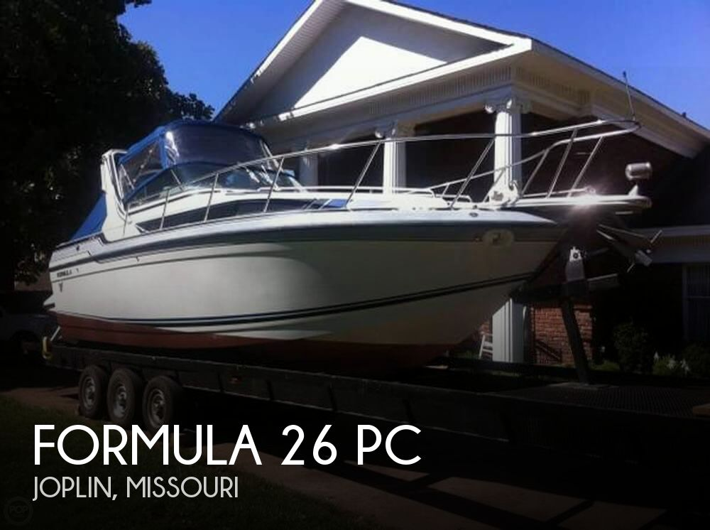 1988 FORMULA 26 PC for sale