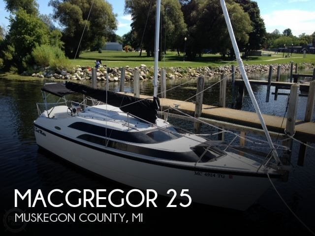 Used MacGregor Sailboats For Sale by owner | 2008 MacGregor 25