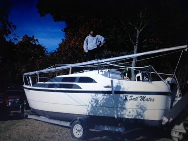 MacGregor 26 M, 26, for sale - $21,500