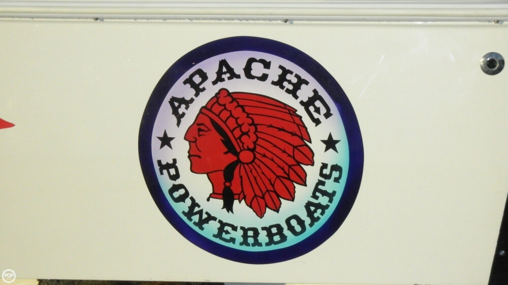 1998 Apache Powerboats 36 Warrior - Photo #14