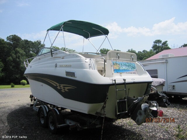 1999 Crownline 268CR - Photo #2